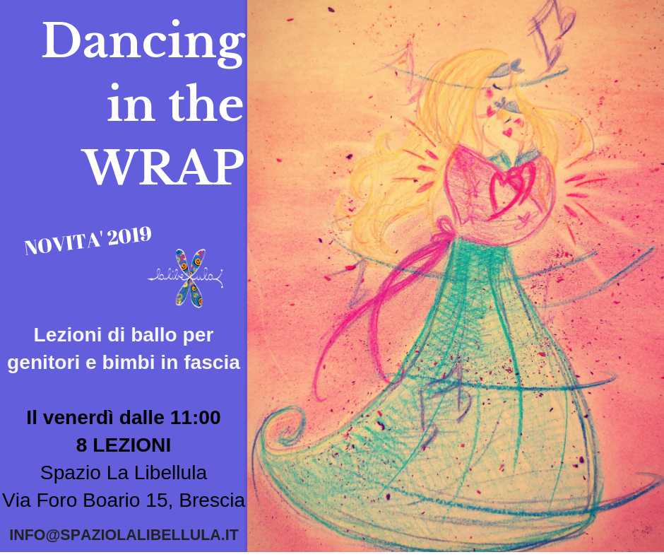 DANCING IN THE WRAP - PROVA GRATUITA
