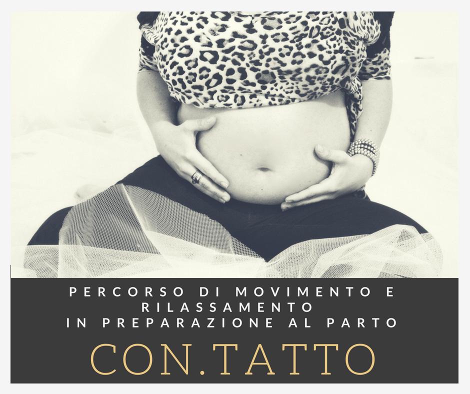 CON.TATTO: MOVIMENTO E RILASSAMENTO IN GRAVIDANZA